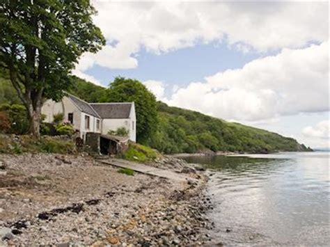Cottages Mull Of Kintyre by Artillgan Cottage In By Tarbert Argyll Argyll And Bute