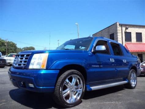 repair anti lock braking 2004 cadillac escalade ext transmission control find used 2004 cadillac escalade ext in greensboro north
