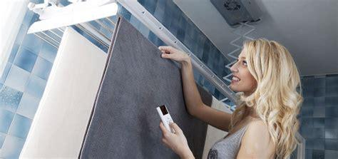stendipanni da soffitto stendibiancheria salvaspazio da soffitto la soluzione per