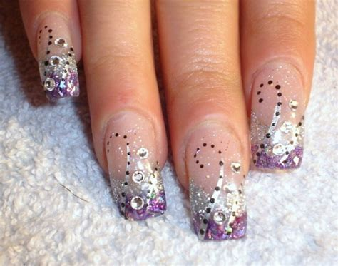 new nail style creative hot fashion new year eve nail art designs 2013