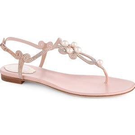 pale pink sandals pink flat sandals crafty sandals
