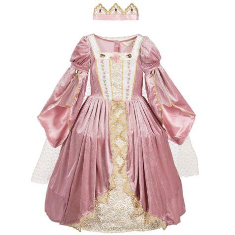Crown Dress dress up by design pink royal princess costume crown