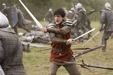 the chronicles of narnia in willing to fight you are the potter