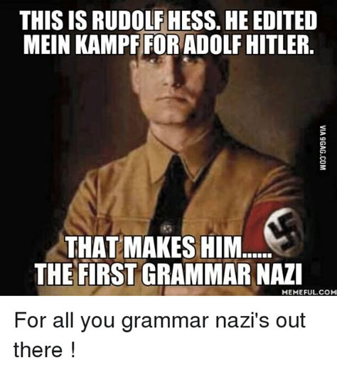 grammar nazi meme www pixshark com images galleries