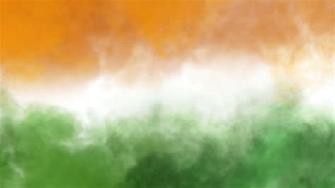 tri color theme powerpoint free download indian flag hd looped stock footage video 1821566