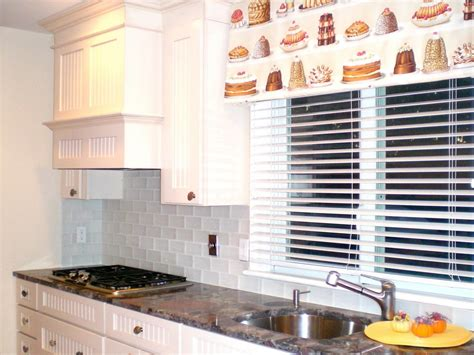 white glass tile backsplash kitchen photos hgtv