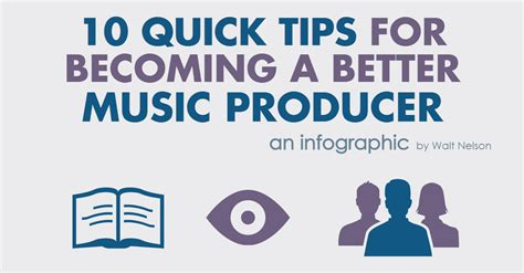 10 Tips For Being A Better Lover by 10 Tips For Becoming A Better Producer