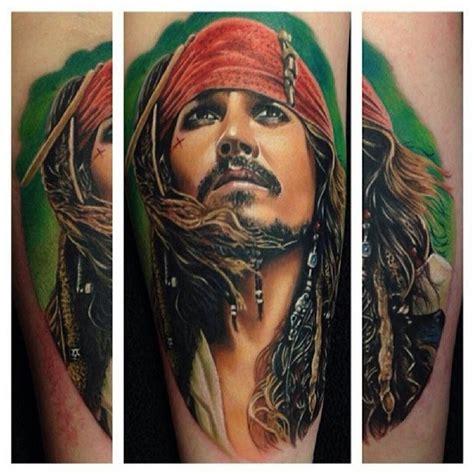 jack sparrow tattoo sparrow ink