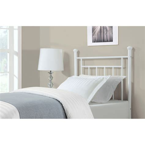 Dorel Asia Twin Headboard White Walmart Com