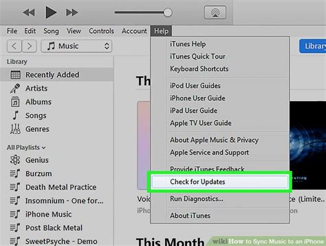 2 iphones 1 itunes 4 ways to sync to an iphone wikihow