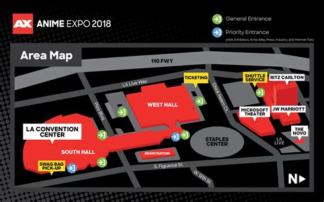 anime expo hours anime expo hours maps los angeles anime convention