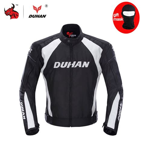 bike driving jacket duhan men s motorcycle jacket moto windproof racing jacket