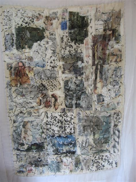 Mixed Media Quilts by Mixed Media Quilt Quilt Ideas