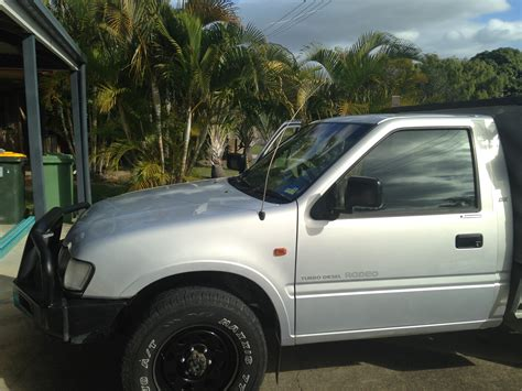 holden rodeo 1998 1998 holden rodeo car sales qld coast 2244564