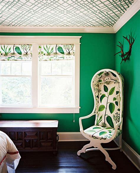 green wall paint emerald green bedroom walls decoist
