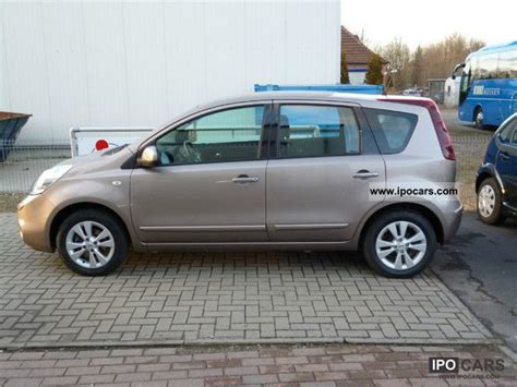 nissan note 2011 2011 nissan note 1 4 car photo and specs