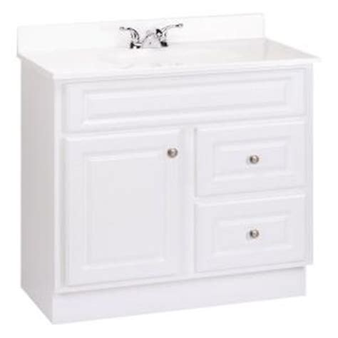 hton bay bathroom cabinets glacier bay hton 36 in w x 21 in d x 33 5 in h