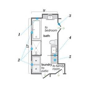bathroom and laundry room floor plans bathroom with laundry floor plans