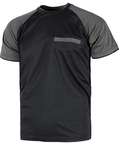camiseta manga corta camiseta de manga corta ropa trabajo y epis