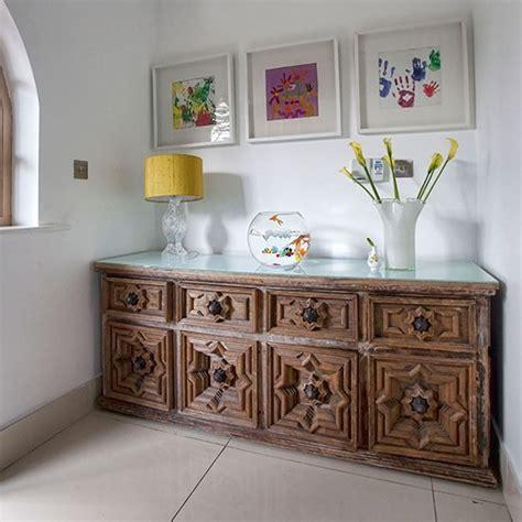 Hallway Sideboards hallway with ornate carved sideboard hallway decorating housetohome co uk