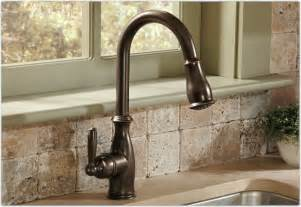 how to install a moen kitchen faucet moen 7185orb brantford one handle high arc pull down
