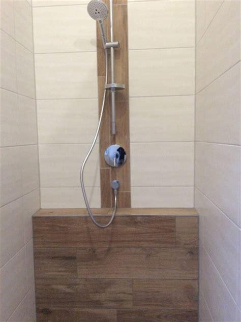Dusche Fliesen Holzoptik by Referenzen Moderne Badezimmer Gestalten Im Raum