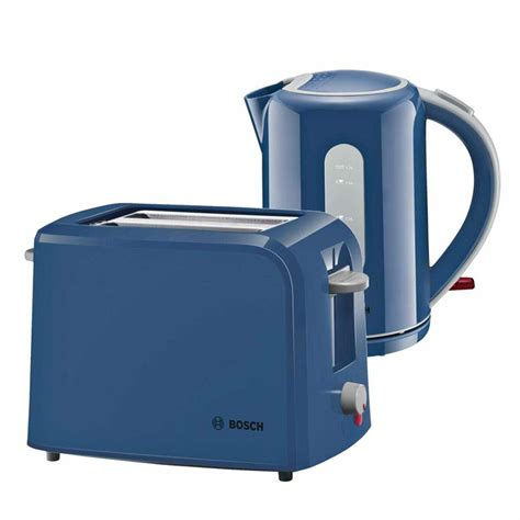 Kettle Toaster Bosch Collection Kettle Toaster Bundle Pack