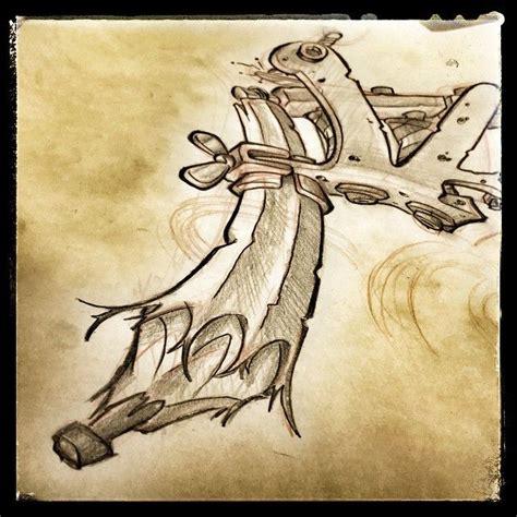 machinery tattoo design machine drawing cerca amb ideas