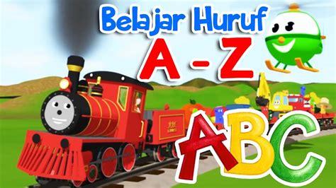 belajar huruf alfabet full    anak anak