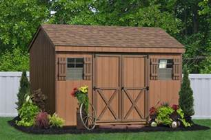 classic vinyl sided storage sheds in pa