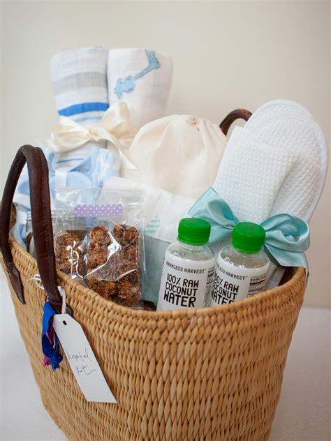 Baby Shower Gift Ideas To Make by How To Make A Hospital Kit Baby Shower Gift Entertaining