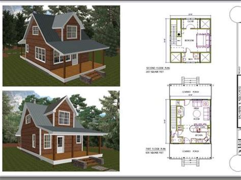 Wendy House Floor Plans by 1 Bedroom Cottage House Plans Economical Small Cottage