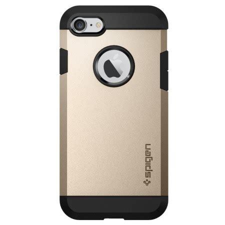 Spigen Iphone Se5s5 Tough Armor Gold spigen tough armor iphone 7 chagne gold mobilezap australia