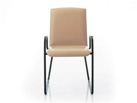 ufficio pra lucca wing sedia d attesa con braccioli by i 4 mariani design