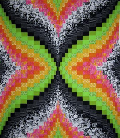 black and white bargello quilt pattern black and white quilt ideas add a pop of color bargello