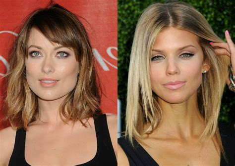 latest celebrity hairstyles 2017 casual mid length hairstyles 2017 hairdrome com haircuts