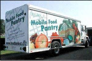 our food ministry the mobile food pantry the bridge of