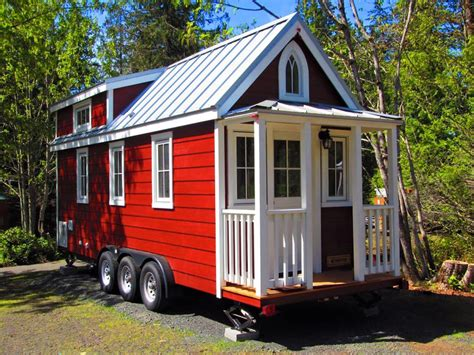 tiny home builders in oregon try out tiny house living in oregon s new micro home