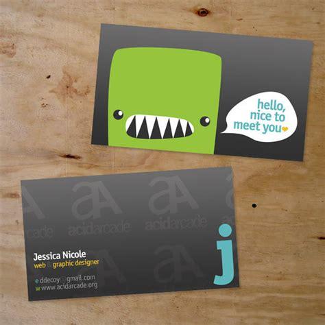 design id card unik 9 contoh kartu nama dengan desain keren dan menginpirasi