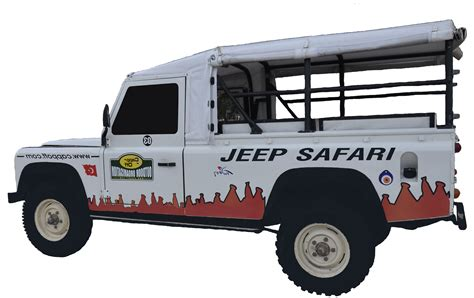 Image Gallery Sarfari Jeep