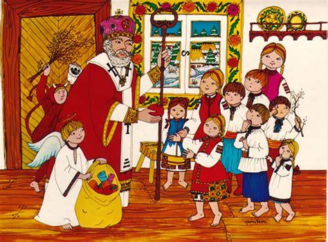 printable ukrainian christmas cards st nicholas center ukraine