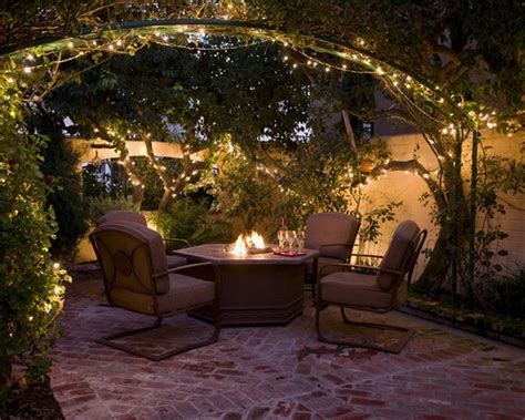 backyard patio lighting ideas backyard deck lighting ideas to select from