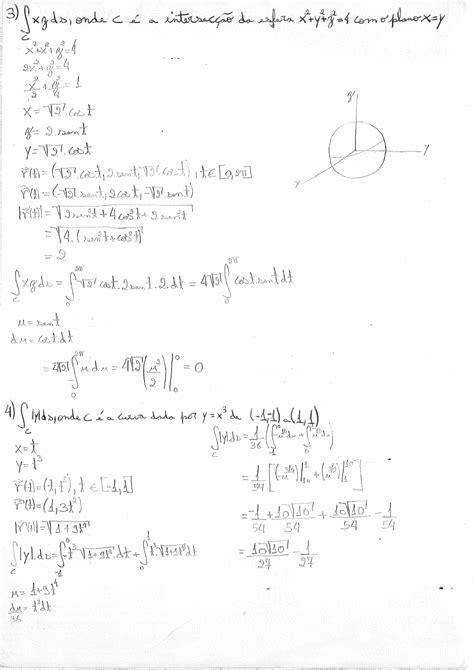 EXERCICIOS RESOLVIDOS CALCULO B DIVA FLEMMING PDF
