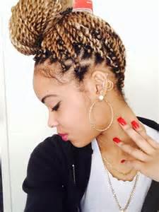 Black and blonde box braids images amp pictures findpik