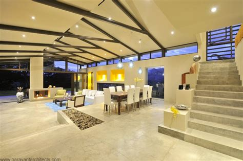 interior home improvement luxury resort style home in costa rica modern house designs
