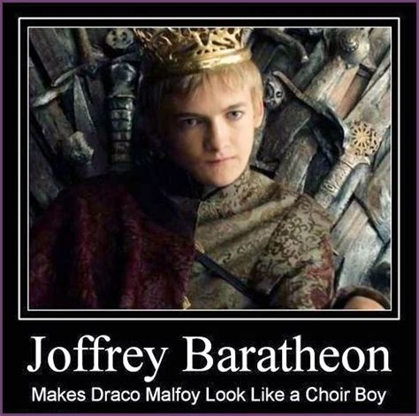 Joffrey Memes - king joffrey baratheon jack gleeson harry potter