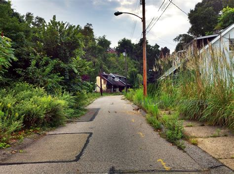 the lincoln pa panoramio photo of lincoln way in clairton