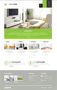 Home Interior Websites by Template 45267 Home Interiors Responsive Wordpress Theme
