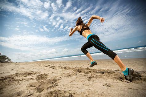 Sport Running fitness model running sport wallpaper no