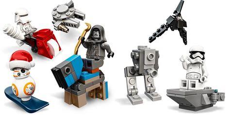 Calendrier De L Avent 2017 Lego Le Calendrier De L Avent Lego Wars 2017 En D 233